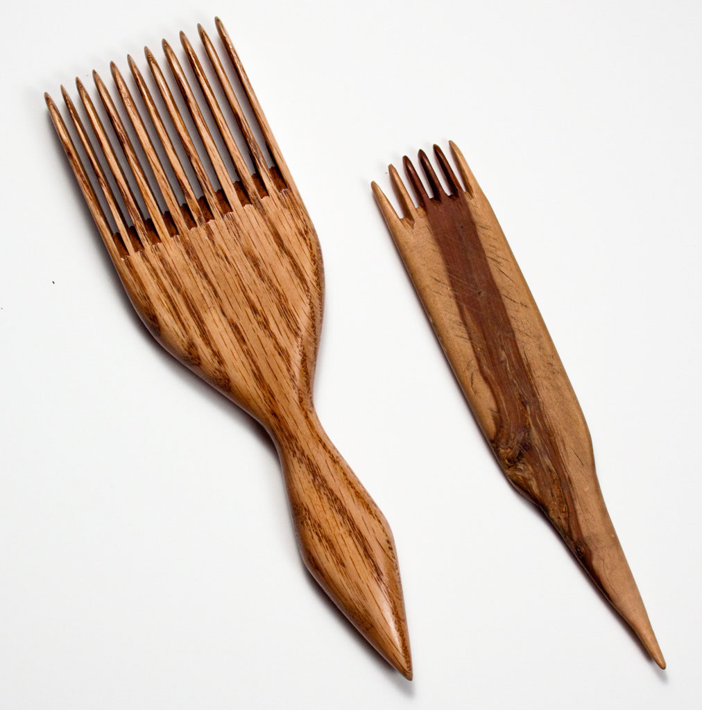 Traditional Combs u0026 Forks : Navajo Weaver