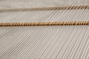 Warp Strings - It's a clean slate, ready and waiting.